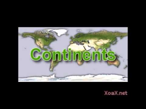 C2W1 Geography song with video to show where areas are located - YouTube