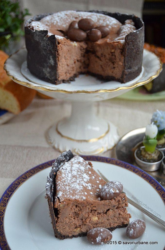 Pasca cu ciocolata nuci si alune (12)