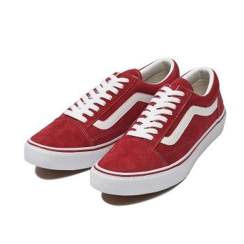 【VANS】 ヴァンズ OLD SKOOL DX オールドスクール DX V36SCL+ WV 17FA RED