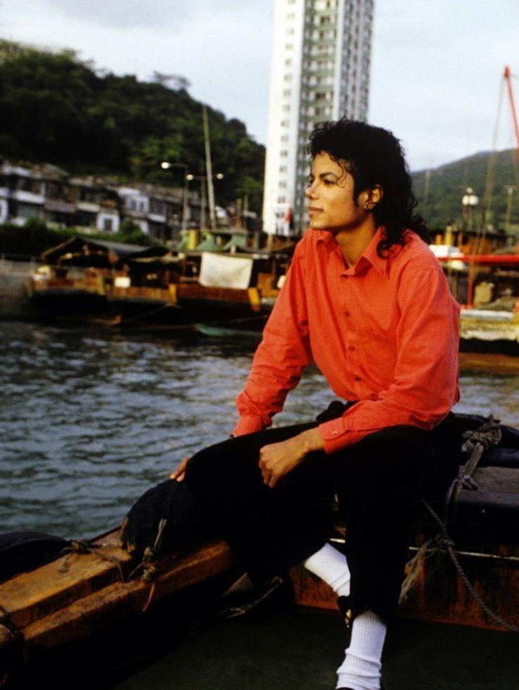 Michael Jackson, Japan, Bad Era