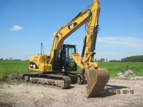 2011 Caterpillar 312DL Excavator for sale by owner on Heavy Equipment Registry  http://www.heavyequipmentregistry.com/heavy-equipment/15526.htm