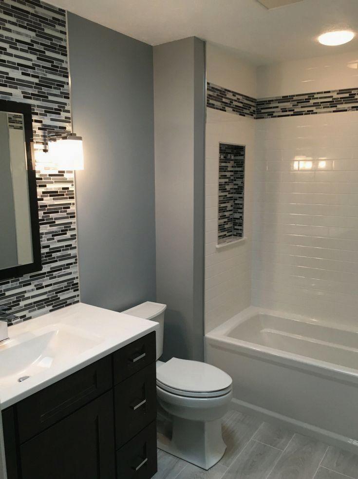 Clever Design Ideas para pequeños cuartos de baño | Catálogo en 2019 ...
