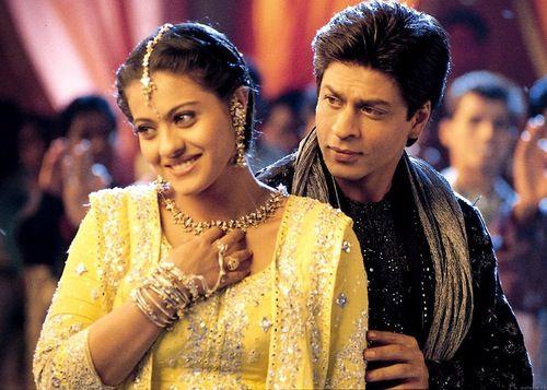Kajol  SRK (K3G)