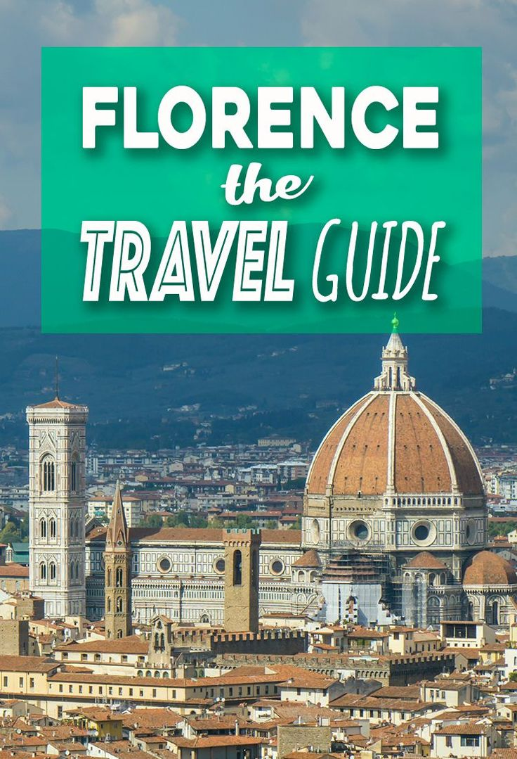 Visiting Florence, Italy? What to do, where to stay, getting to Florence, everything you need to know in THE Florence Travel Guide.