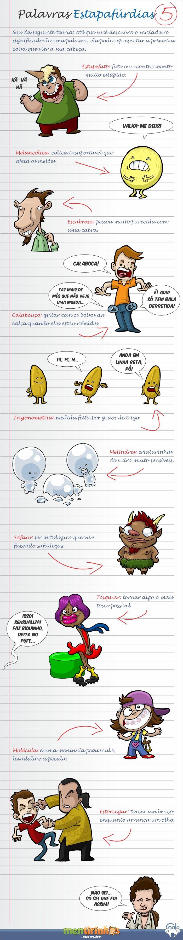 Coala - Palavras Estapafúrdias #5