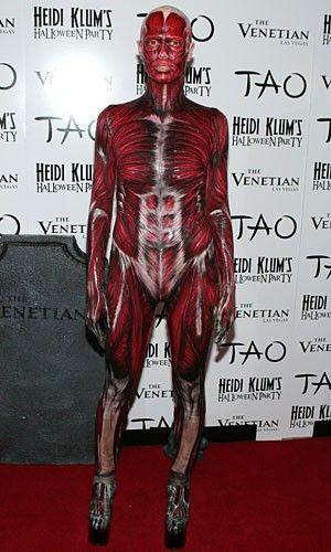 Heidi Klum - Celebrity Halloween Costumes