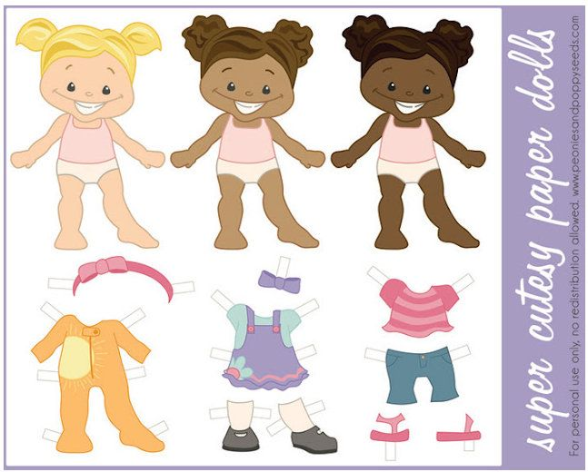 free paper dolls printable