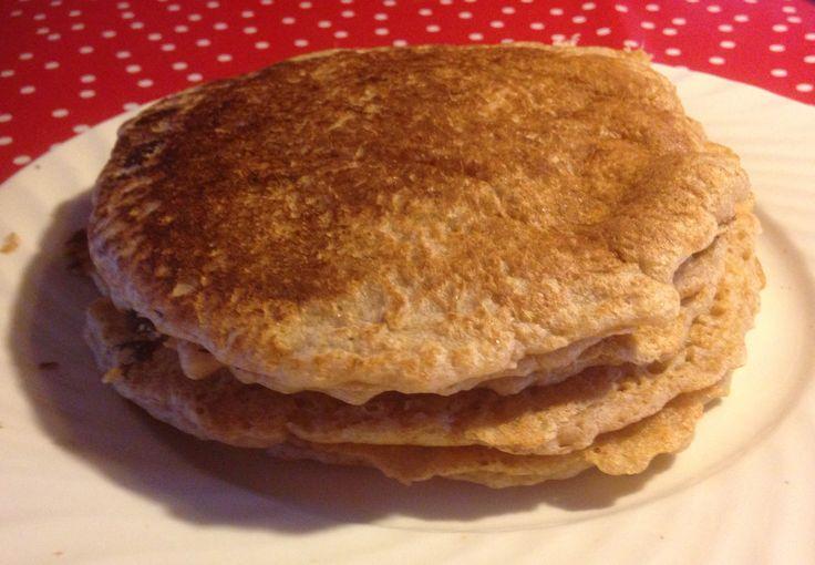 Amerikanske pannekaker uten egg, melk og gluten   raija79