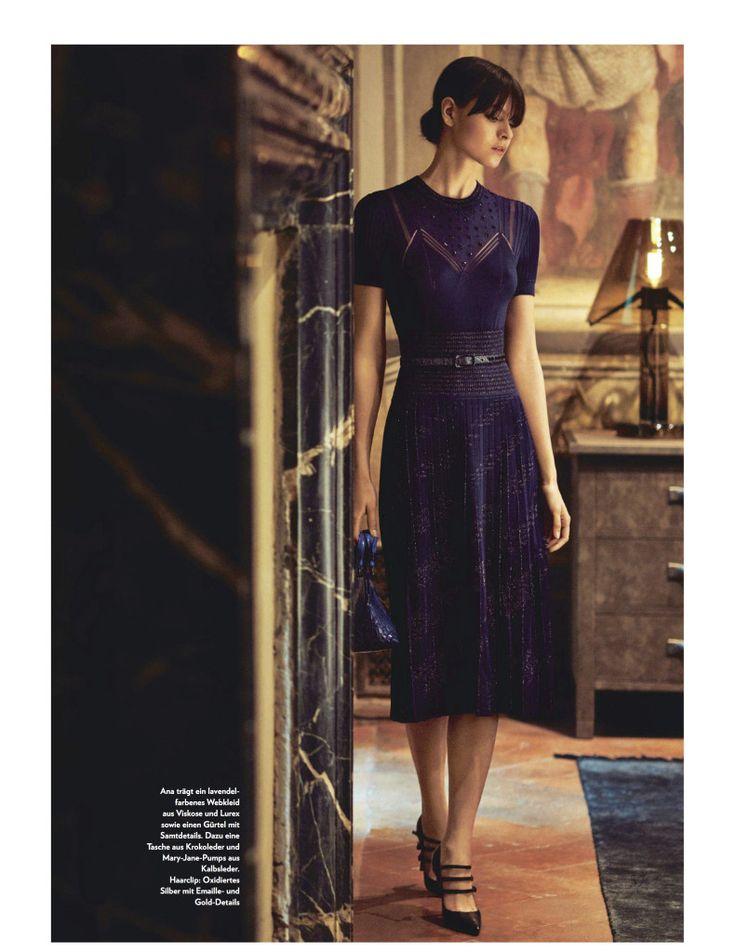 Bottega Veneta is the real star in Ana Cristina's latest fashion spree