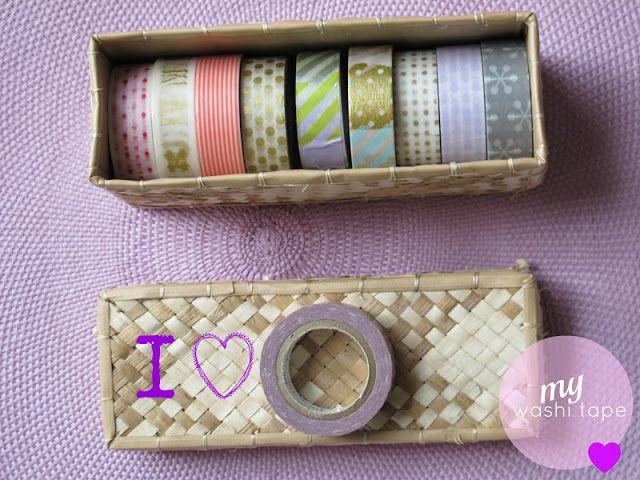 MY washi corner | Ideas