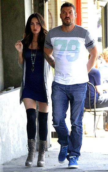 Megan Fox: See Her Growing Baby Bump!: June 16, 2012