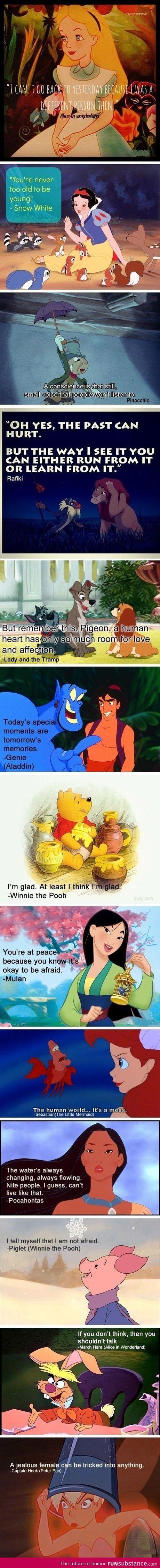 Disney Quotes compilation