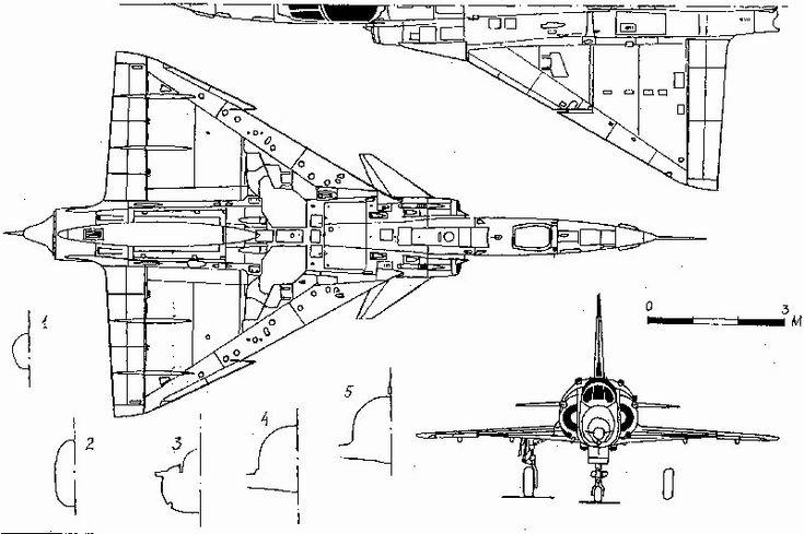 Avion de combat : Kfir C7