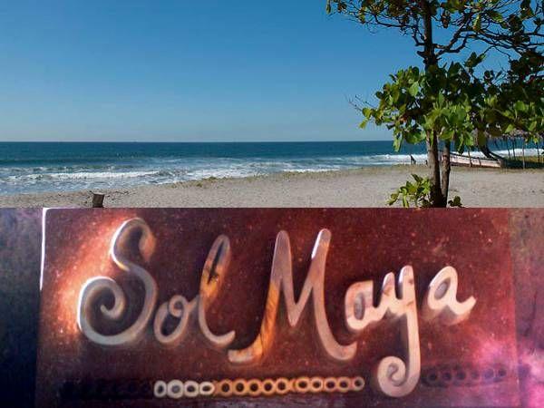 sol maya, playa el amatal, el salvador