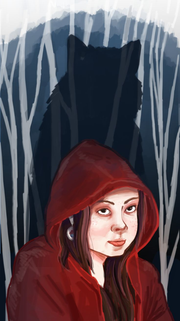 1000 Images About Little Red Riding Hood On Pinterest