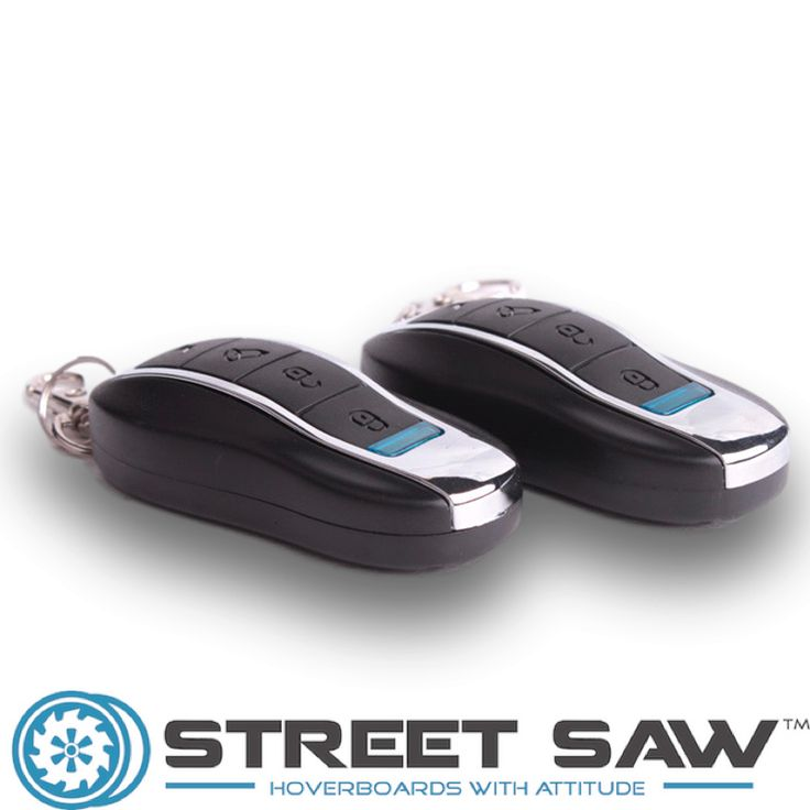 SawLink™ Hoverboard Remote Control by StreetSaw™