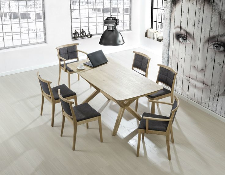 Modern simplicity, T53 table #KloseFurniture #moderntable