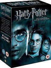 Harry potter 1-8 complete #collection #movie #films dvd box set new uk,  View more on the LINK: http://www.zeppy.io/product/gb/2/371853223507/