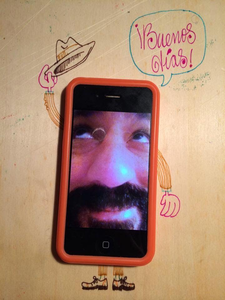 SketchShooting: Este móvil está muy vivo (31ene14)
