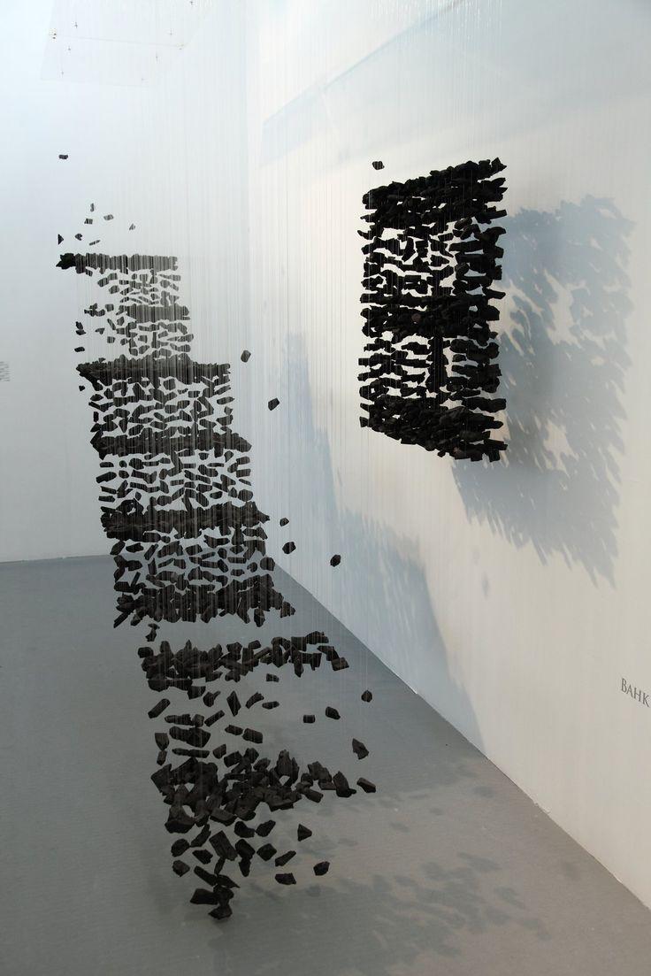 An installation in the Shanghai Contemporary Art Fair