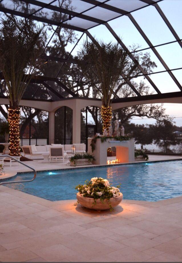 Espectacular piscina