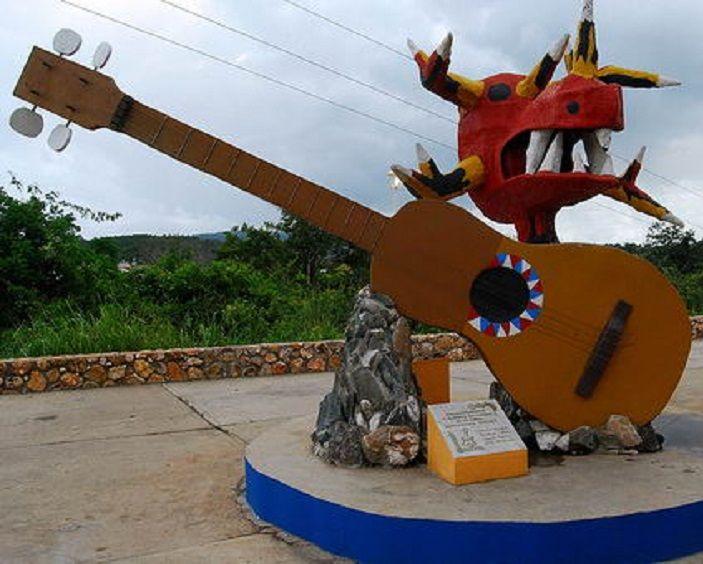 Un toque de folklor en El Callao, Ciudad Bolívar por Venezuela