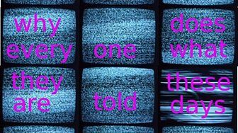 BBC Blogs - Adam Curtis - YOU THINK YOU ARE A CONSUMER BUT MAYBE YOU HAVE BEEN CONSUMED