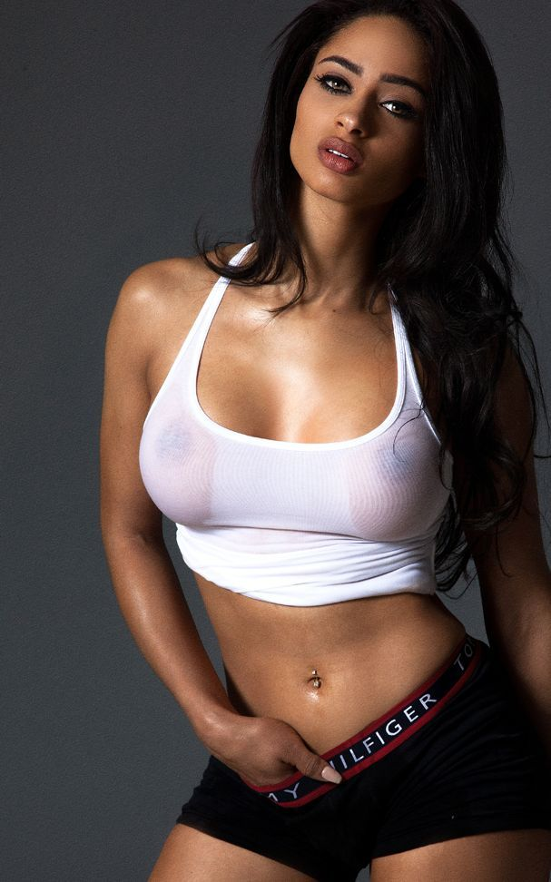 Tight latina anal