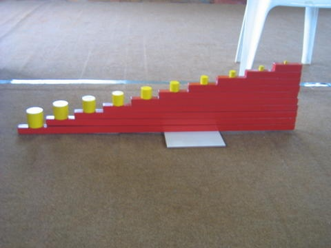 Red rods and Knobless Cylinders extension