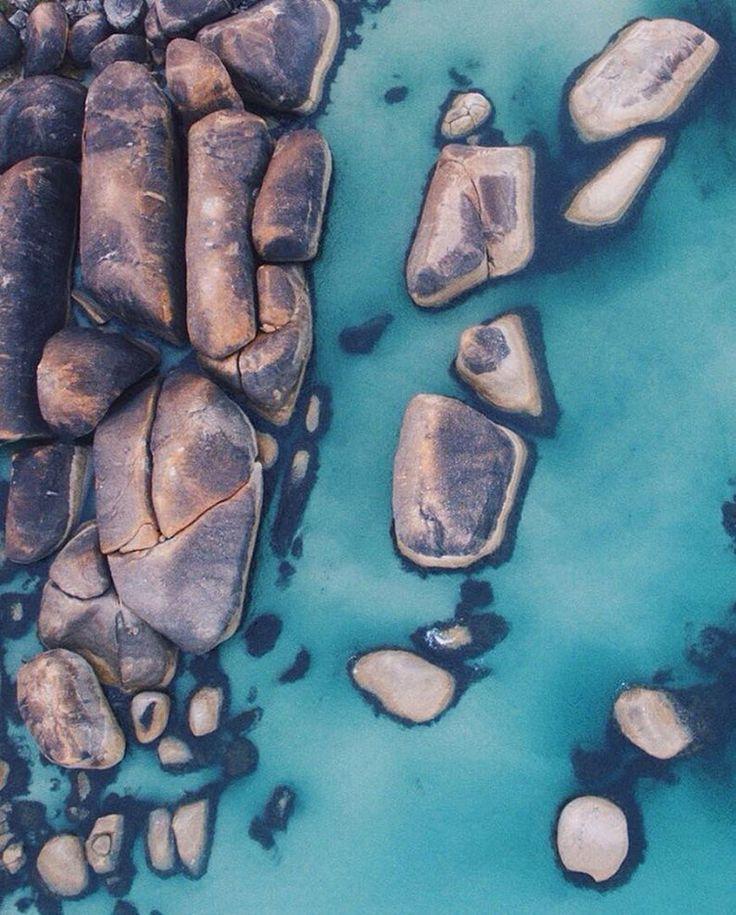 Artistic ocean impressions... #SimplyAdventure Photo @hannazuijderduijn
