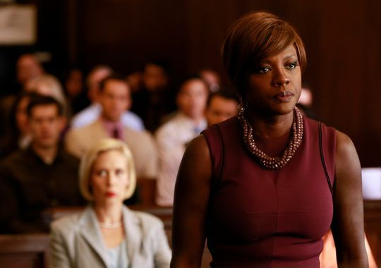 Viola Davis in 'How to Get Away With Murder.'