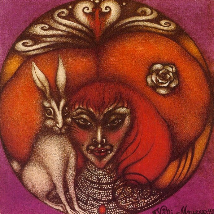 Vali Myers - Moonhare