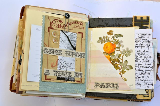 Great art journal /book by Dispatch from LA