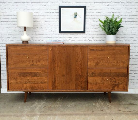 Long Island Cabinet with File Drawers / Dresser / Credenza ...