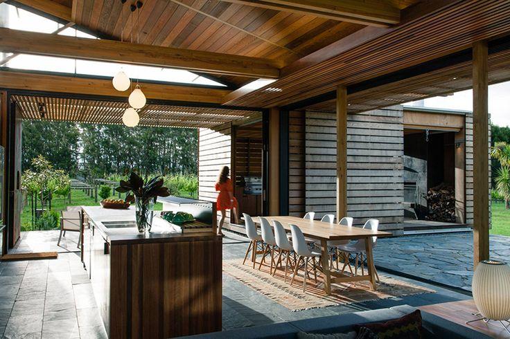 bramasole house, auckland // herbstarchitects