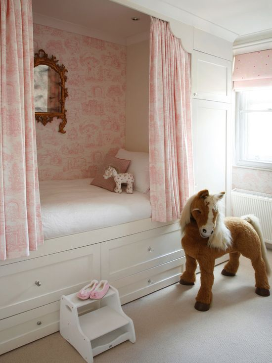 Cute Bedroom Slippers Victorian Kids With Horse In South West By VSP  Interiors - : Bedrooms Design And Arts