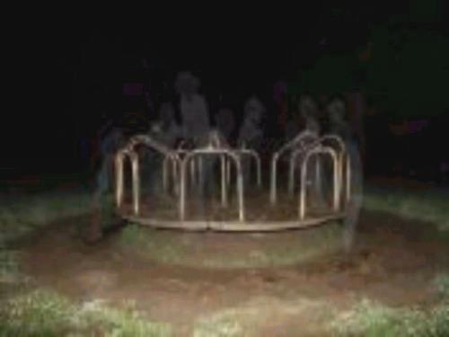 ghosts on merry-go-round                                                                                                                                                                                 More