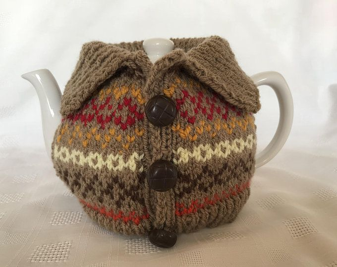 Pineapple Tea Cosy Vintage Knitting Pattern 354 sent by ...