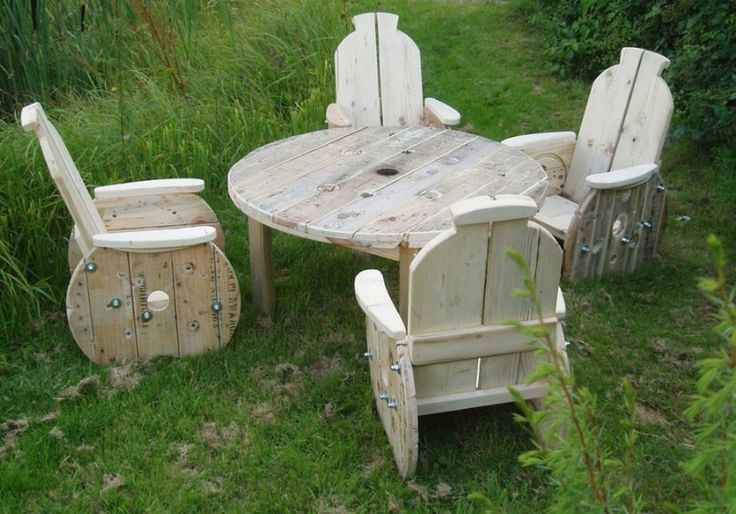 Homemade Outdoor Furniture | ... > Garden Furniture > Focus Diy Garden Furniture Design Idea