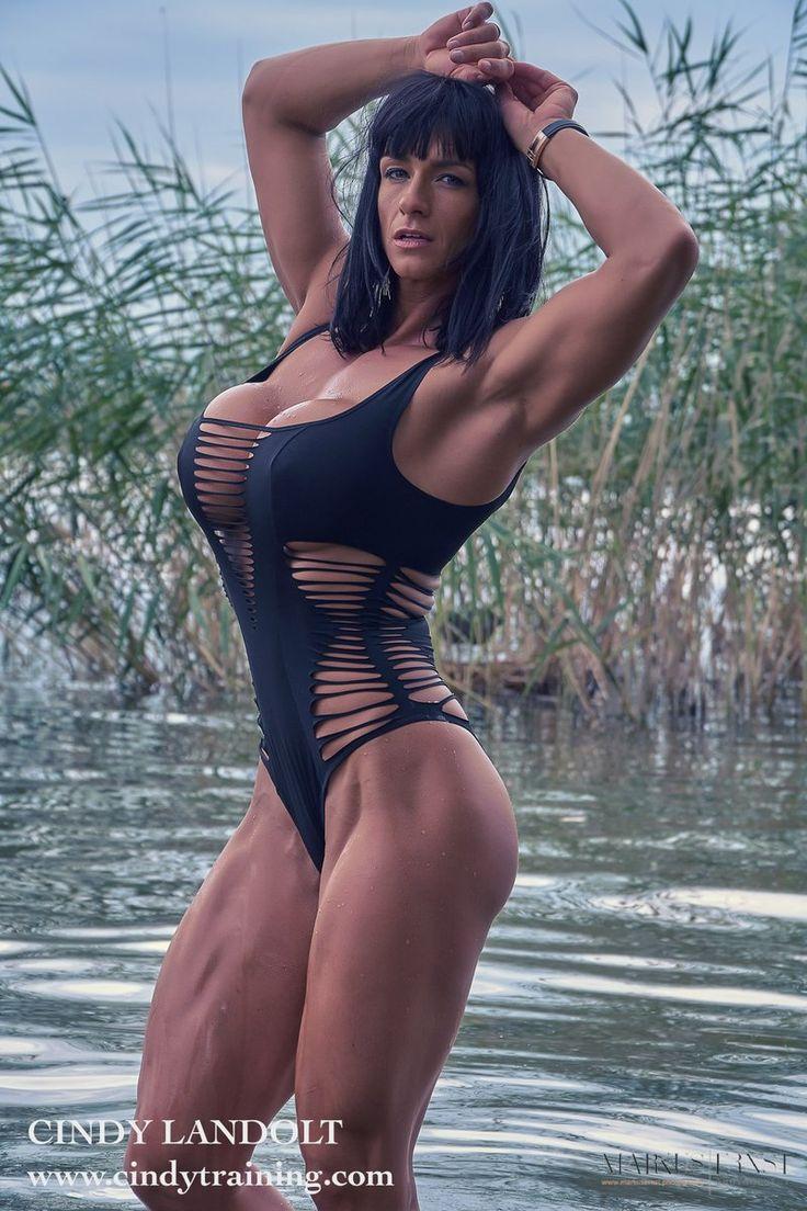 female athletes best tits