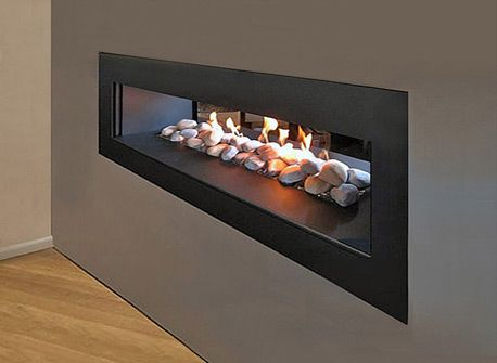 11 best FIREPLACES images on Pinterest | Gas fireplaces, Double ...
