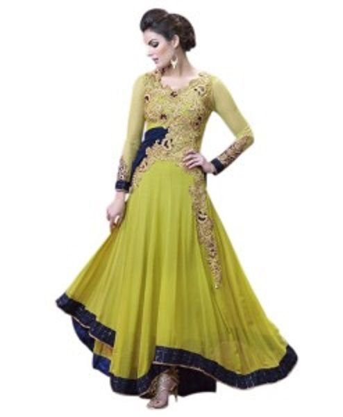 INDIAN ANARKALI ETHNIC NEW SALWAR SUIT PARTYDRESS DESIGNER BOLLYWOOD PAKISTANI h in Clothing, Shoes & Accessories, Cultural & Ethnic Clothing, India & Pakistan | eBay