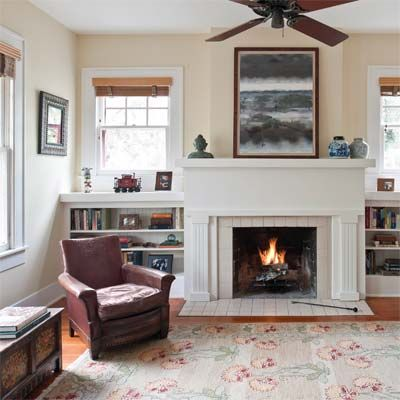 The Best Projects From This Old House Tv Fireplace Built Ins Built In Shelves Living Room