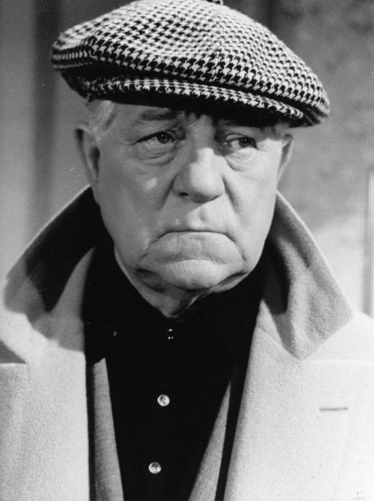 Jean Gabin (* 17. Mai 1904 in Paris; † 15. November 1976 in Neuilly-sur-Seine)