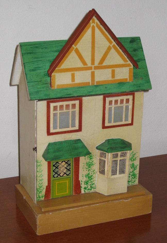 72 best old german dolls houses images on pinterest doll for Small houses in germany