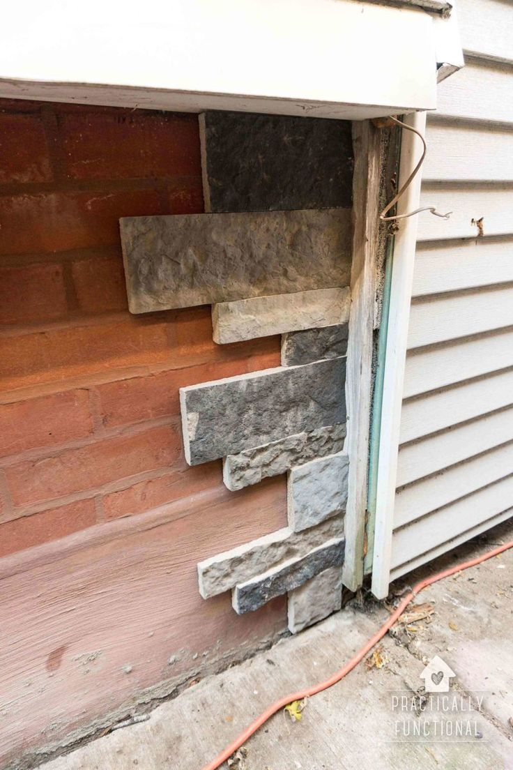 Tips For Installing Airstone On An Exterior Foundation