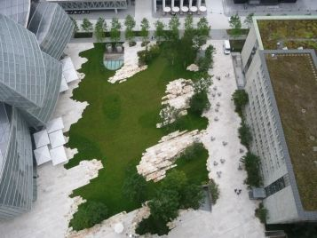The Green, Novartis Campus | Vogt Landschaftsarchitekten