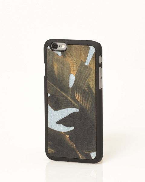 "California ""Valuable Leisures"" wooden iPhone covers by Wood'd"