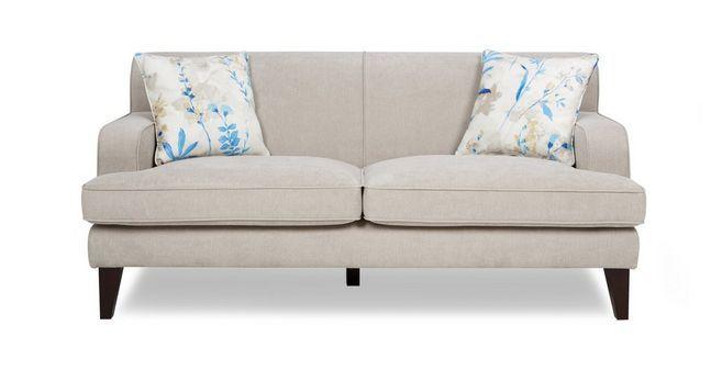 Penelope Plain 2 Seater Sofa | DFS