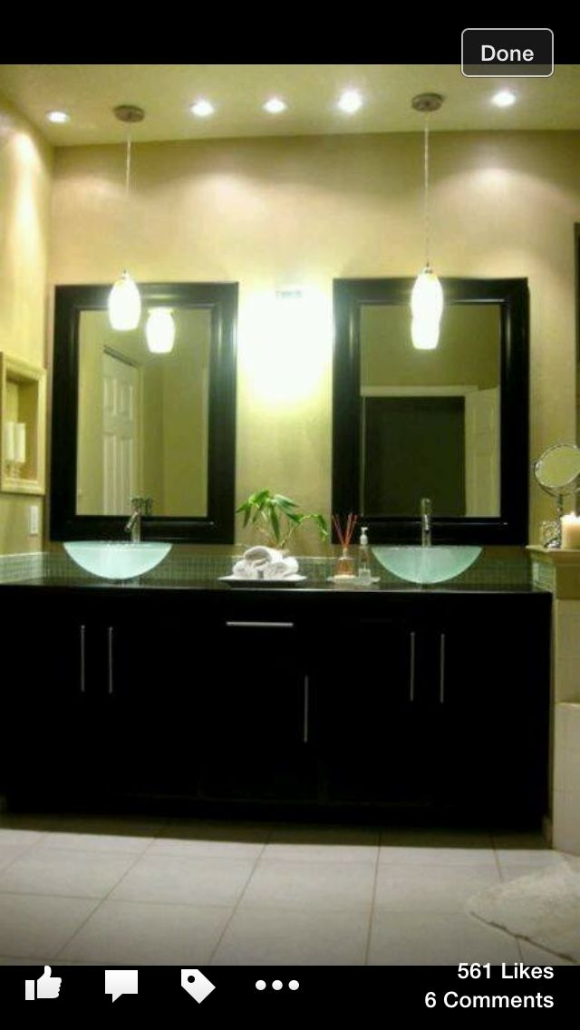 I Loveee This For My Jack And Jill Bathroom Home